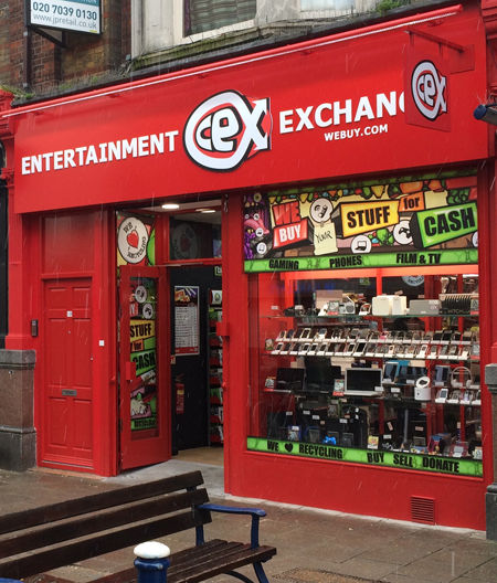 cex ramsgate opening hours address phone. Black Bedroom Furniture Sets. Home Design Ideas