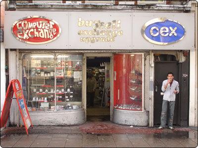 cex exchange london